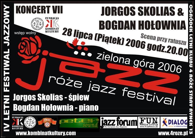 2006_Róże_Jazz_Plakat_Festiwal_Jorgos_Skolias_&_Bogdan_Hołownia_287_07