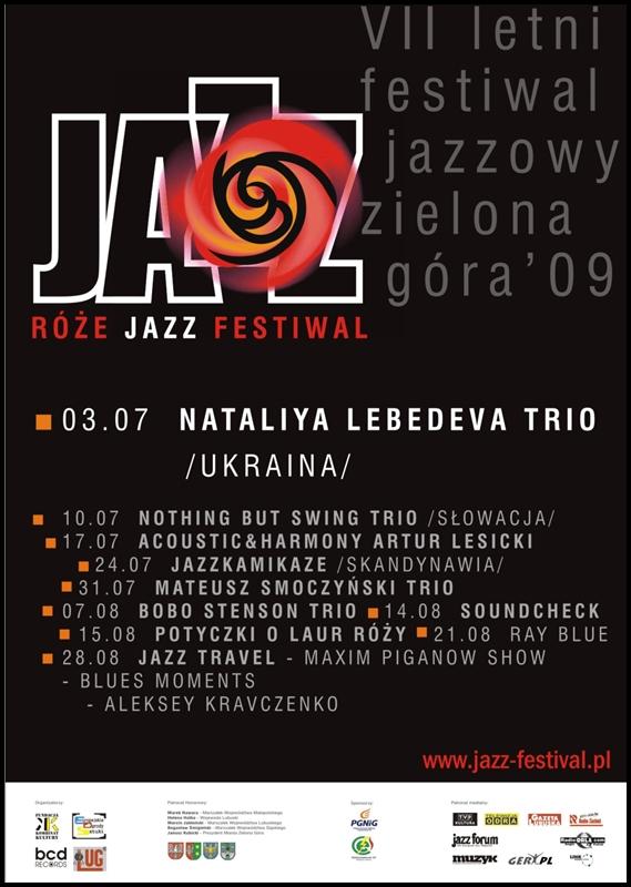 2009_07_03_Róże_Jazz_Festiwal_Plakat_Nataliya_Lebedeva_Trio_ 03_07
