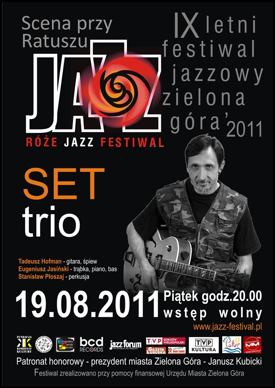 2011 _Róże_Jazz_Festiwal_plakat_Set_Trio