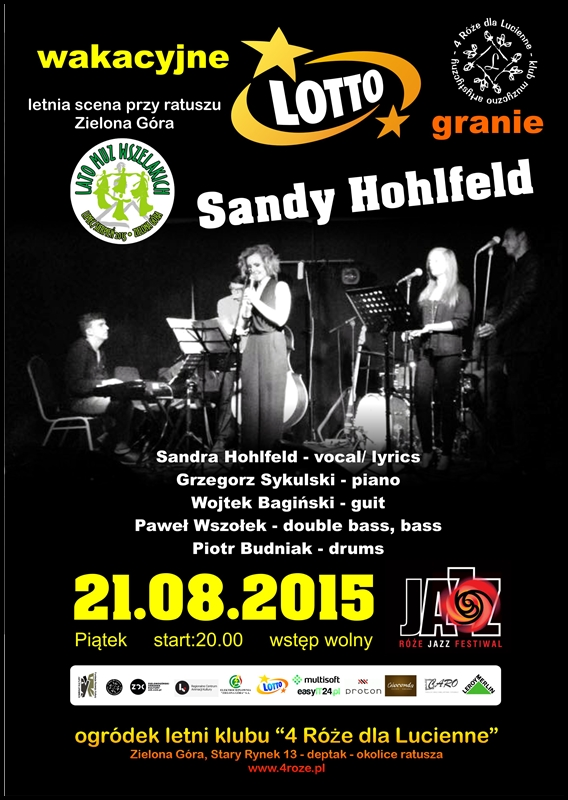 2015_08_21_Roze_Jazz_Festiwal_ Sandy_Hohlfeld_plakat
