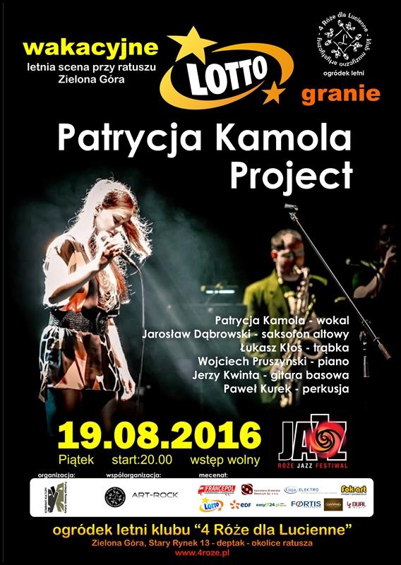 2016_08_19_Roze_Jazz_Festiwal_ Patrycja_Kamila_Projekct_plakat