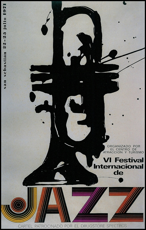 Galeria_RJF_ Poster_Plakat_festiwale_jazzowe_Hiszpania_01