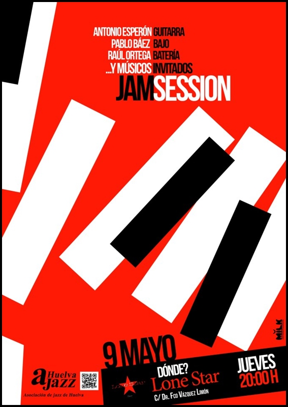 Galeria_RJF_ Poster_Plakat_festiwale_jazzowe_Hiszpania_06